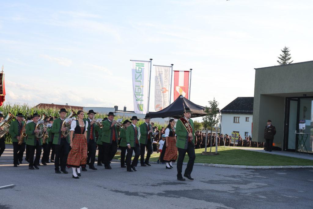 Feuerwehrhaus Segnung und 120-Jahr-Feier